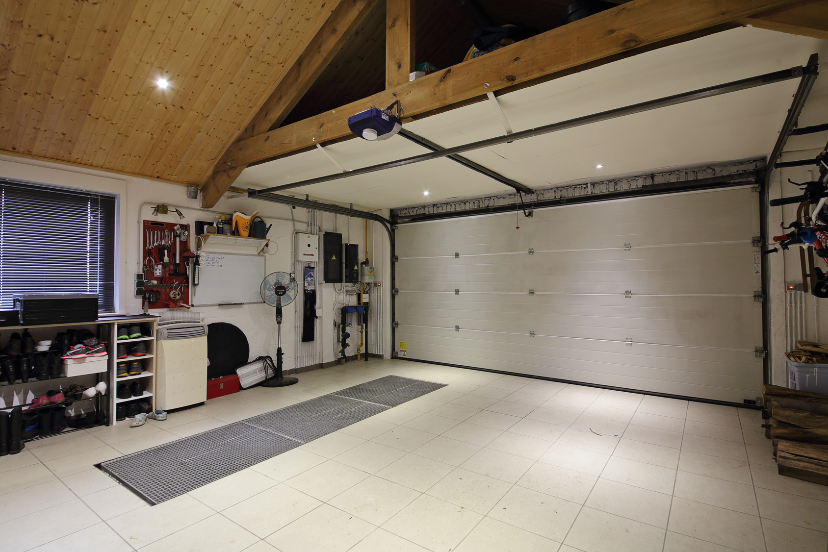 Garage Cellier Buanderie Que Choisir Maisons Cr 233 Ation