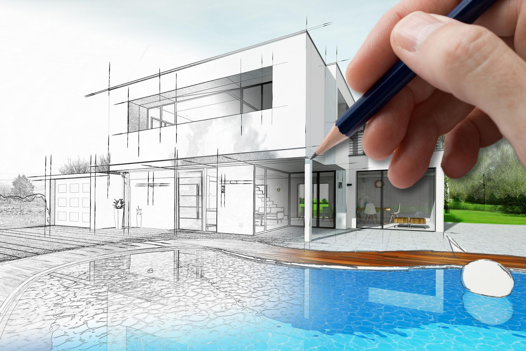 Les spécificités d'une maison d'architecte   Maisons Création