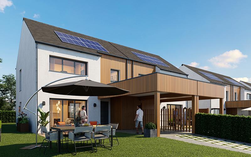 Maisons à énergie positive - Photo 1