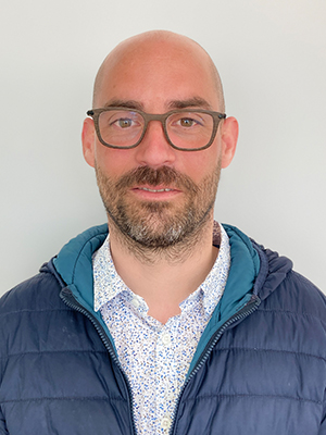 Mickaël SALMON, conducteur de travaux chez Maisons Création