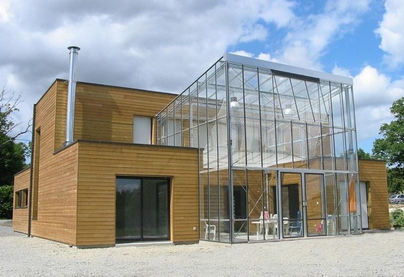 Maison design au Grand Fougeray