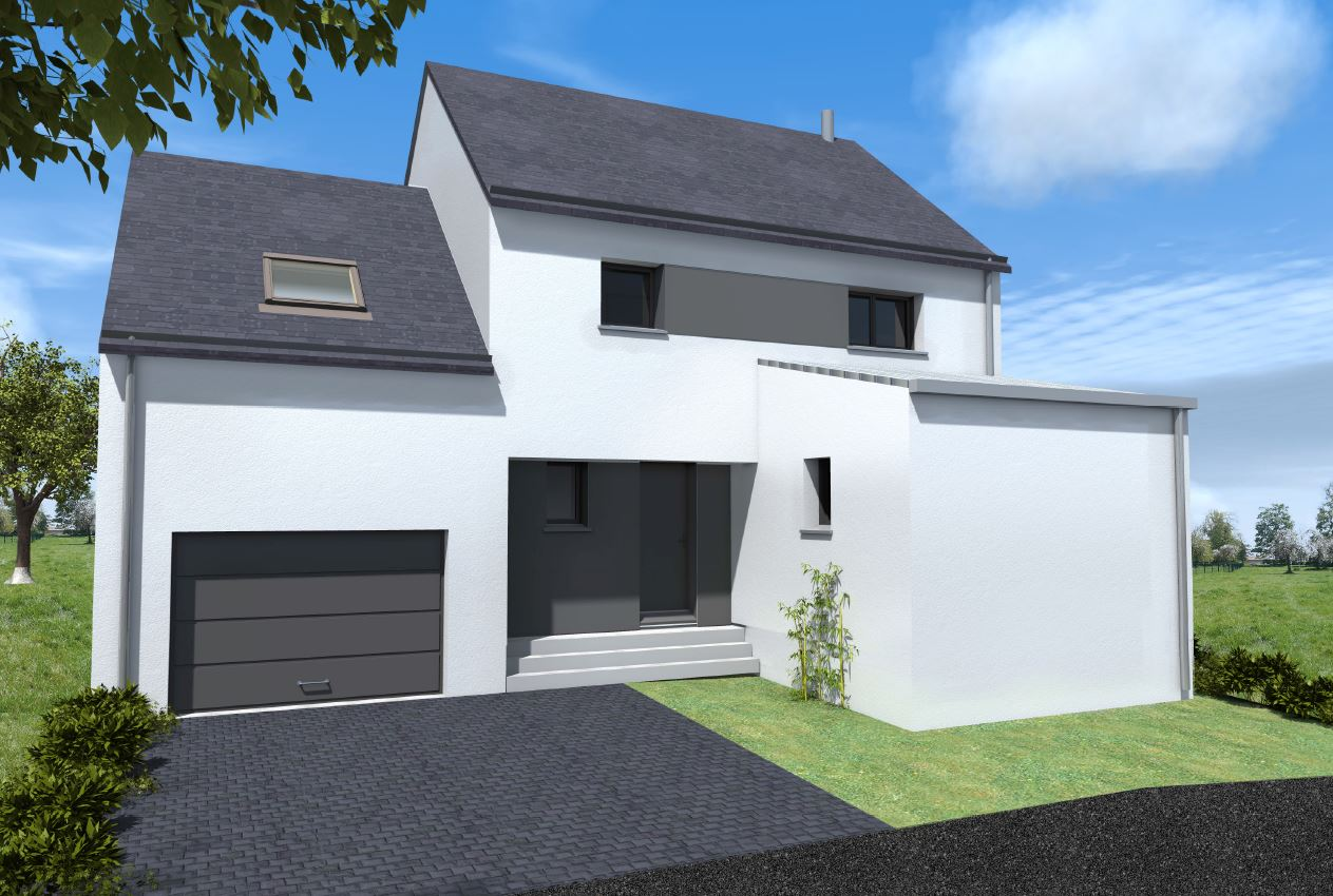 Terrain + Maison Dol de Bretagne - Photo 1
