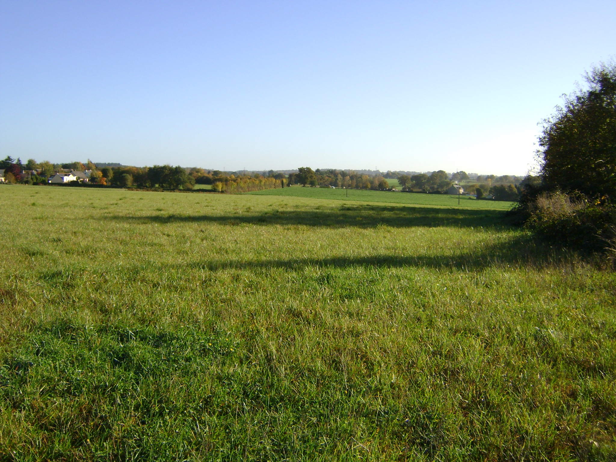 Terrain 480 m² Saint-Thurial - Photo 1