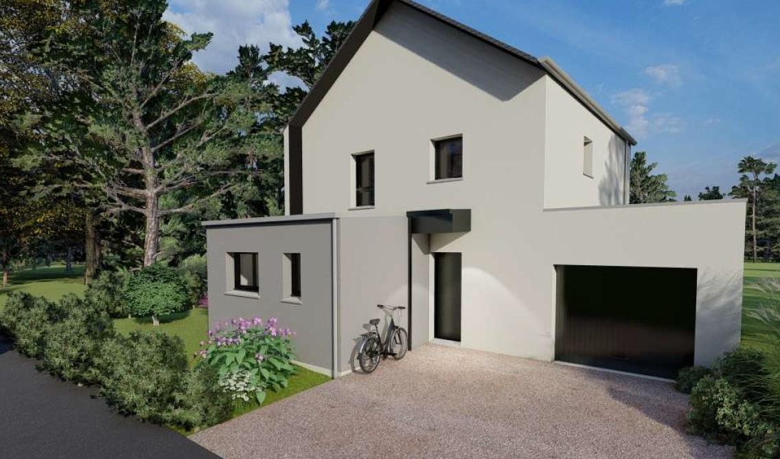 Maison 7 pièces 108 m² - Saint-Père - Photo 1