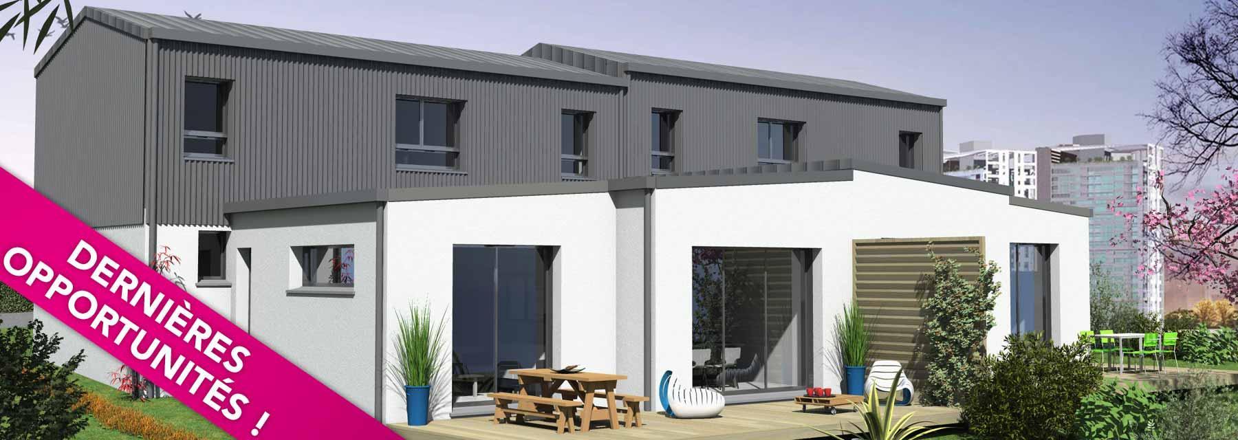 terrain + maison Maisons Création à Liffré (35)