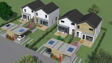 Maisons neuves Maisons Création à Acigné (35)