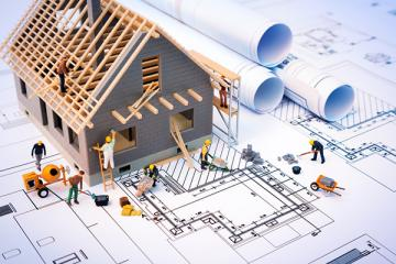 Connaissez-vous les étapes de la construction d'une maison ?