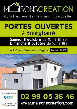 Portes Ouvertes Bourgbarré Ille-et-Vilaine (35)