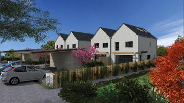 Devenez propriétaire d'une maison neuve à Noyal-Châtillon à moins de 200 000 € avec Maisons Création !