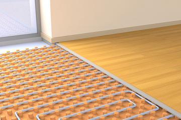 Connaissez-vous les solutions de planchers chauffants?
