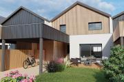 Lancement Les Maisons du Hameau à Laillé Maisons Création, constructeur de maisons  individuelles