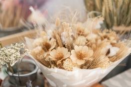 fleurs séchées tuto maisons création