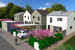 Maisons Création - Les Jardins d'Iroise - Maisons neuves à Bourgbarré