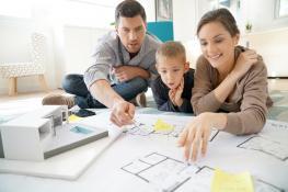 Projet immobilier - Près de 30% des Français envisagent d'acheter ou de vendre