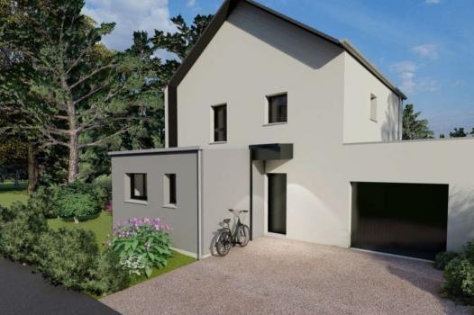 Maison 7 pièces 108 m² - Saint-Père - Photo